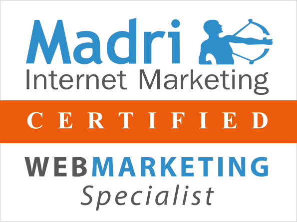 certificato web marketing